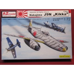 Nakajima J9N Kikka