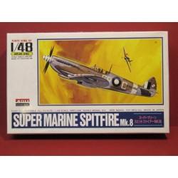 Spitfire Mk VII + Ätzeile