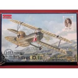 Albatross D III Öfag