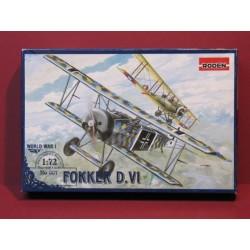 Fokker D VI