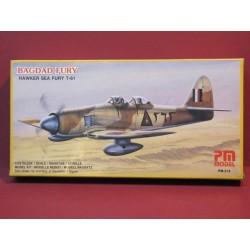 Sea Fury T-61 Bagdad