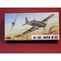 IL10/ Avia B33