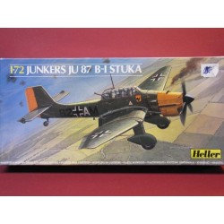 Junkers Ju-87 B1