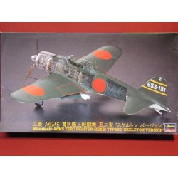 Misubishi A6M5 Zero Fighter Zeke