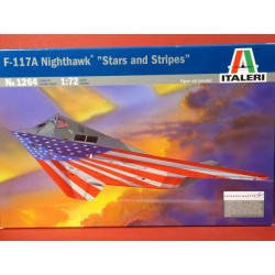 "F-117A Nighthawk""Stars and Stripes"""