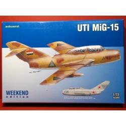 UTI MiG-15 Weekend edition