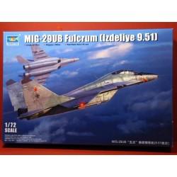 MIG-29UB Fulcrum (Izdeliye 9.51)