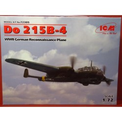 Do 215B-4 WWII Reconnaissance Plane
