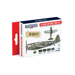 US Army Air Force paint set