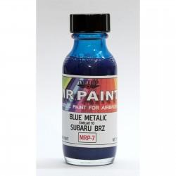 Blue metalic (Subaru BRZ)