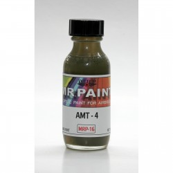 AMT-4 Camouflage Green