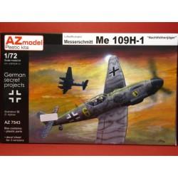 Messerschmitt Bf-109H-1 Nachthöhenjäger