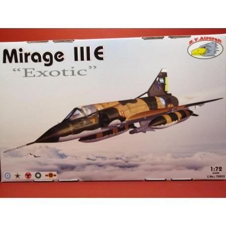Dassault Mirage IIIE 'Exotic'