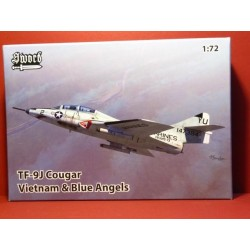 Grumman TF-9J Twogar Vietnam/Blue Angels