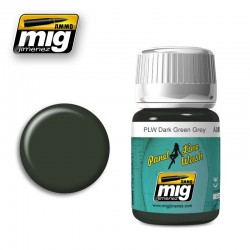 PLW DARK GREEN GREY