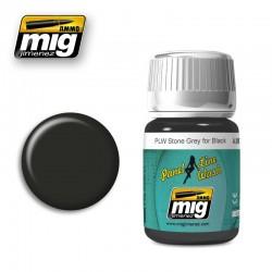 PLW STONE GREY FOR BLACK