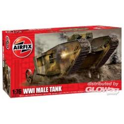 WW I Tank Mk. 1