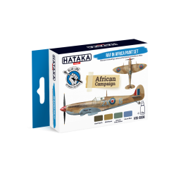 HTK-BS08 RAF in Africa paint set
