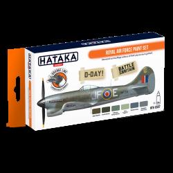 HTK-CS07 Royal Air Force paint set