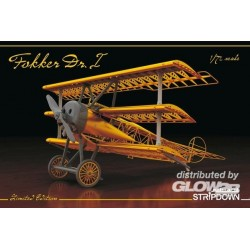 Fokker Dr.I Stripdown Limited Edition